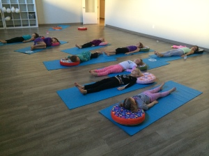 Savasana kids